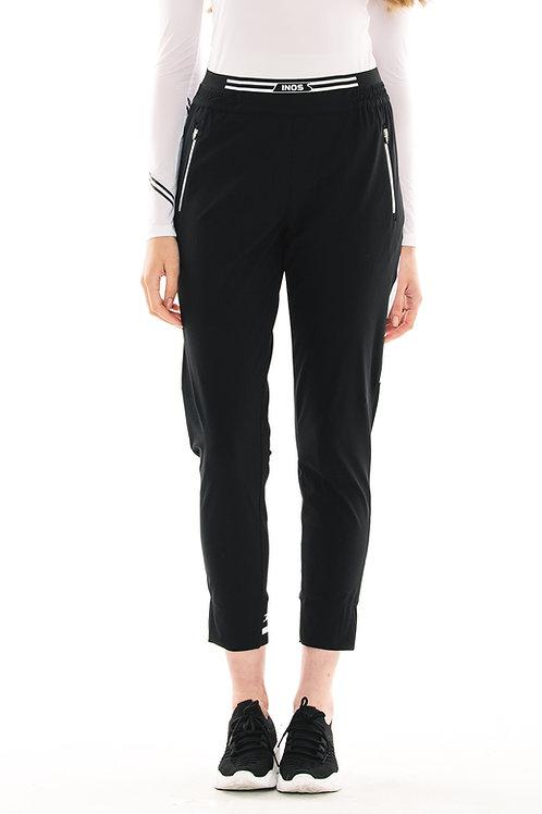 Scarlett Ankle Pants (Black)