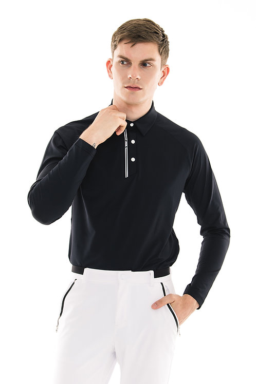 Timo Long Sleeve (Black)