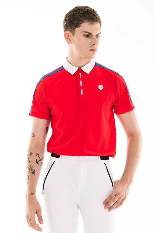 Stan Polo (Red)