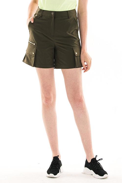 Club Golf Shorts (Khaki)