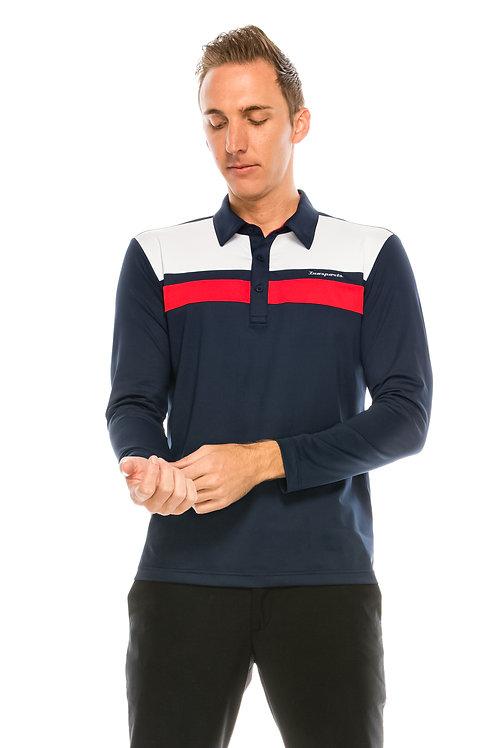 Henry Long Sleeve Polo