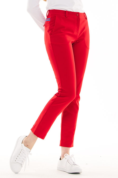 Casa Pants (Red)