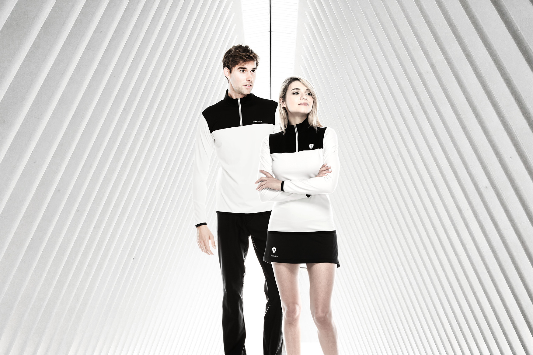 INOS GOLFWEAR COUPLE