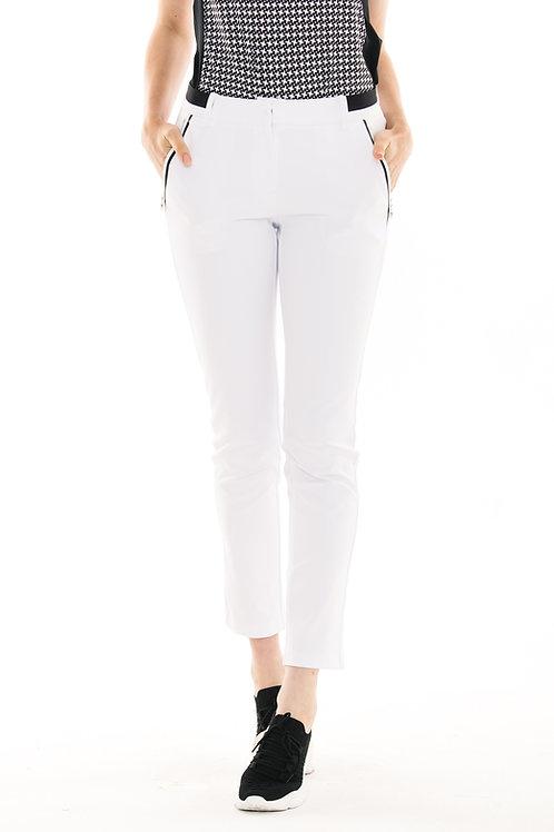 Mulligan Pants (White)