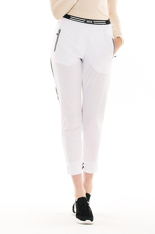 Scarlett Ankle Pants (White)