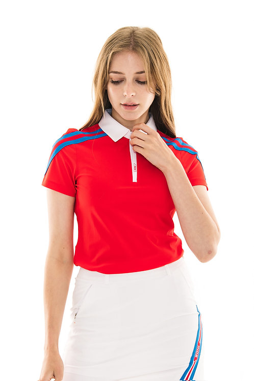 Ace Polo ( Red )
