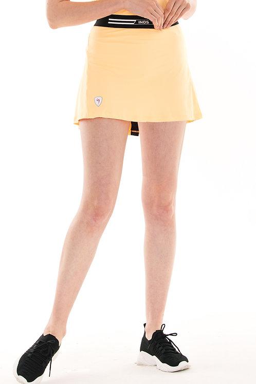 Julie Skort (L/Orange)