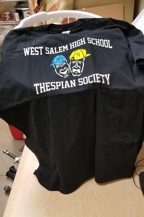 Thespian Society T-Shirts
