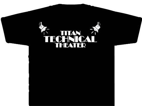 Titan Tech T-Shirts
