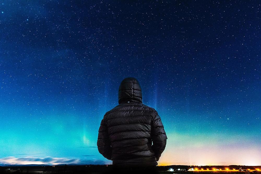Sorprendente Avistamiento de la Aurora Boreal en Irlanda
