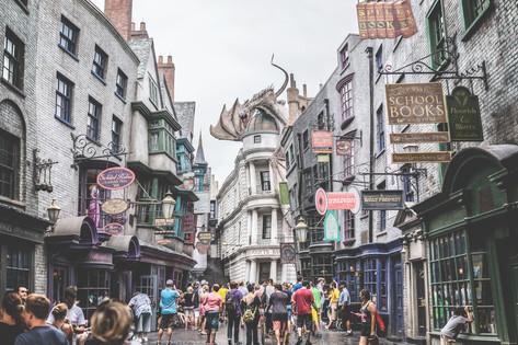 Harry Potter, 20 años mágicos.
