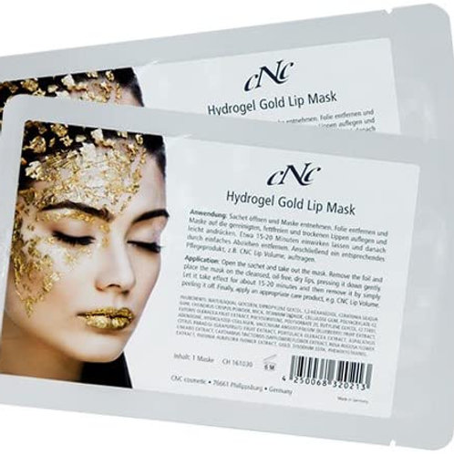 CNC Hydrogel Gold Lip Mask