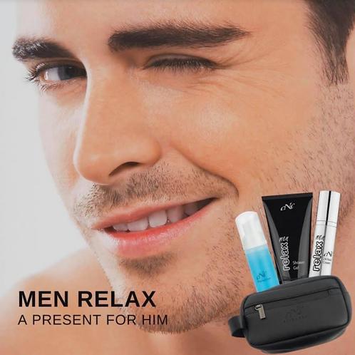 CNC Skincare pakket voor mannen