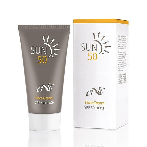 CNC SUN Face Cream SPF 50