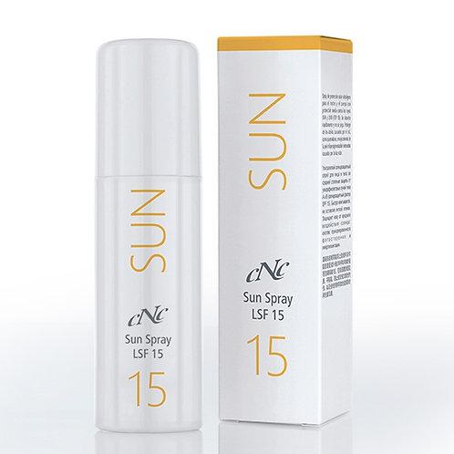CNC Sun Face & Body Spray SPF 15