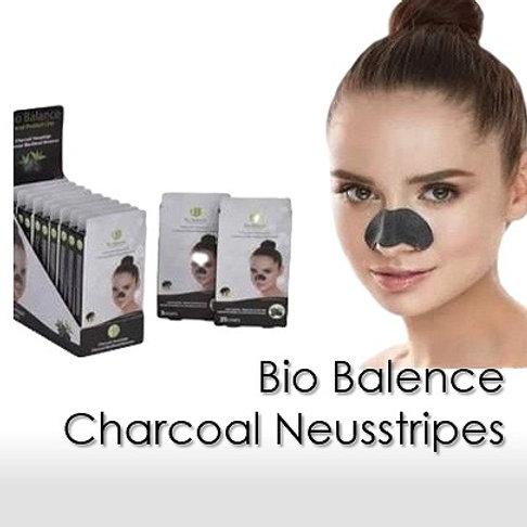Bio Balence Charcoal Neusstripes