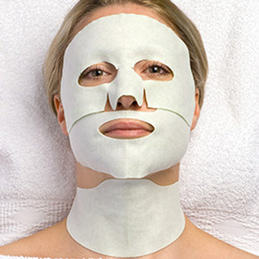 CNC Hydrogel Decolleté Mask