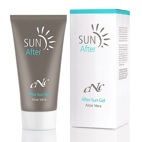 CNC After Sun Gel Aloë Vera