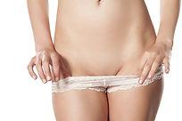 Bikinilijn door waxing