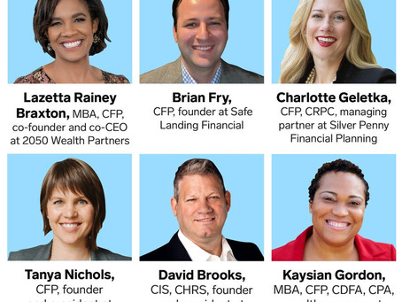 Personal Finance Insider's investing expert panel