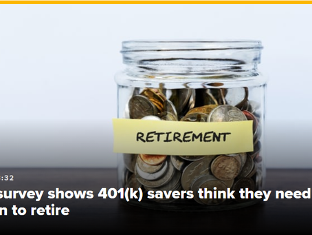 Pandemic is Heightening Stress Over the $1.9 Million Retirement Number. How you can save more