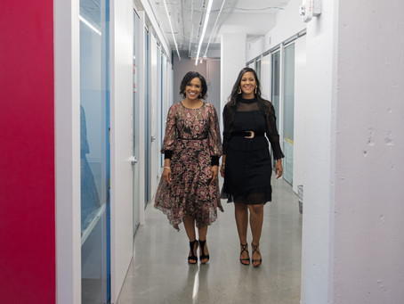 Two Women of Color Combine Firms to Launch an Inclusive Practice