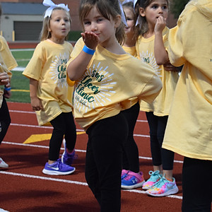 Junior Cheer Clinic Game Night