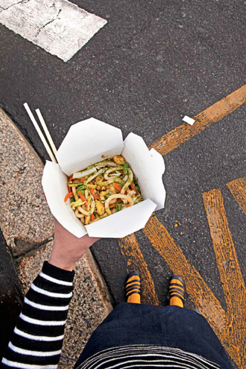 STREET FOOD - point of view