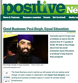 Paul Singh - Founder Equal Education