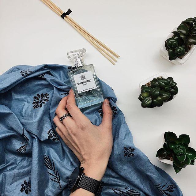 В Creative Lab Perfi можно найти все, чтобы окружить себя любимыми ароматами! На фото моно-духи _Сан