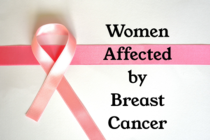 Women Affected by Breast Cancer with Rebecca Martin