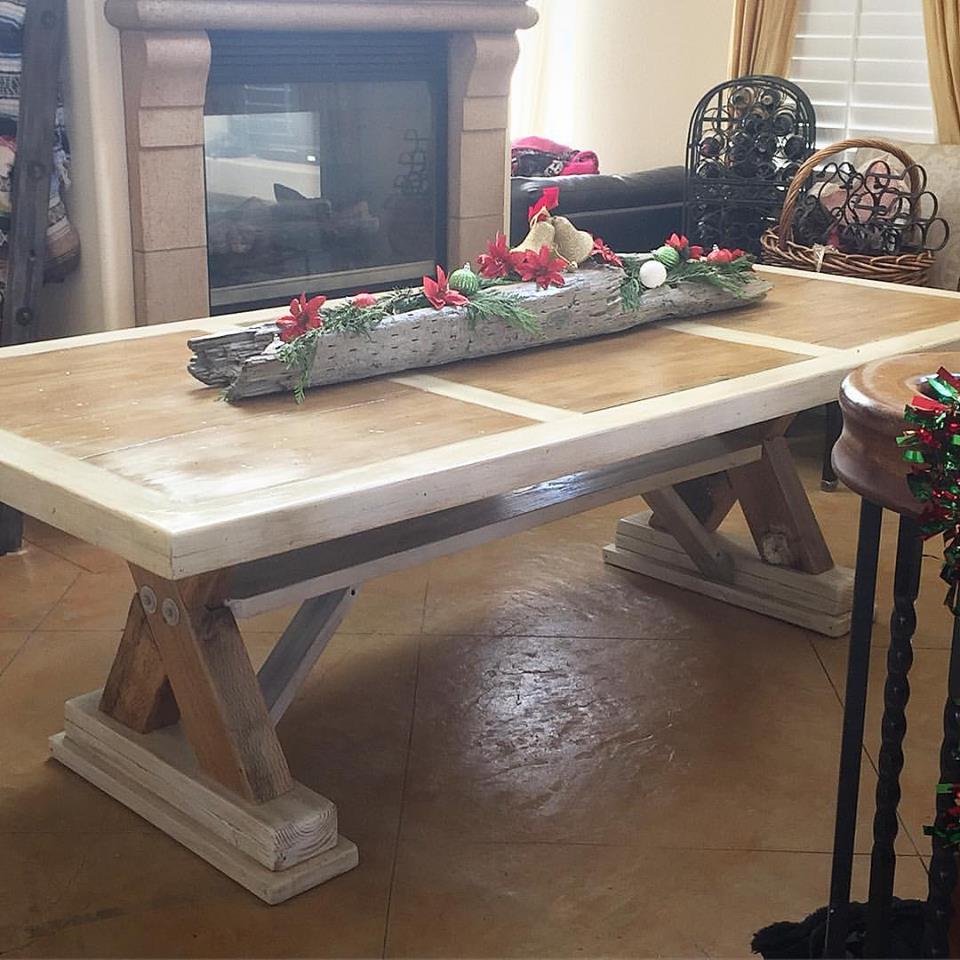 Vorhies table Estelle #245