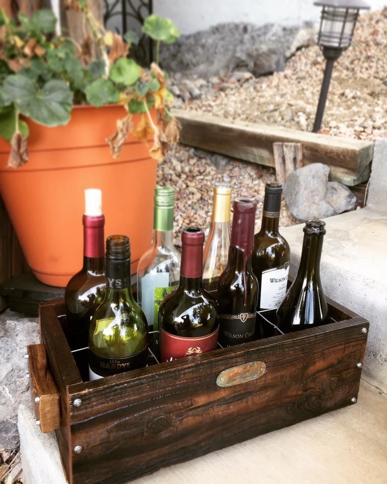 Wine crate #237
