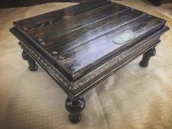 Vintage step stool 240