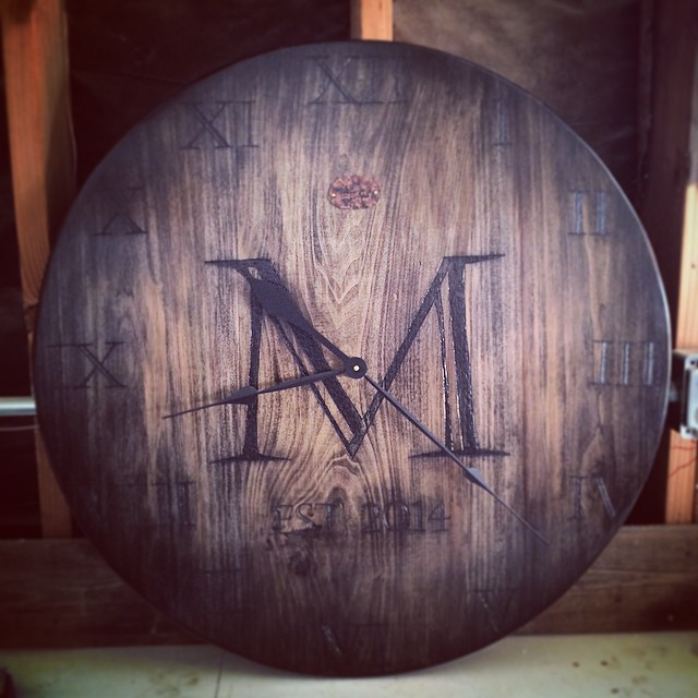 mcphilemy family clock