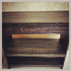 custom entryway shoe rack