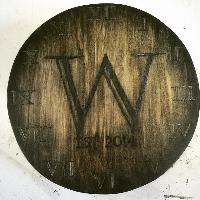 weaver clock