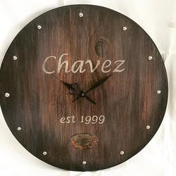 chavez clock