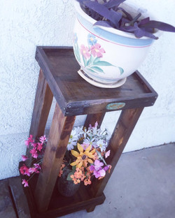 fencing Side Table #230