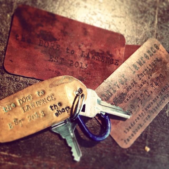 keys cards