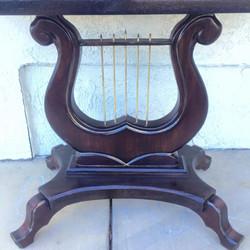 Harp side table caroline 141