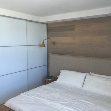 Closet & A/C Glass doors