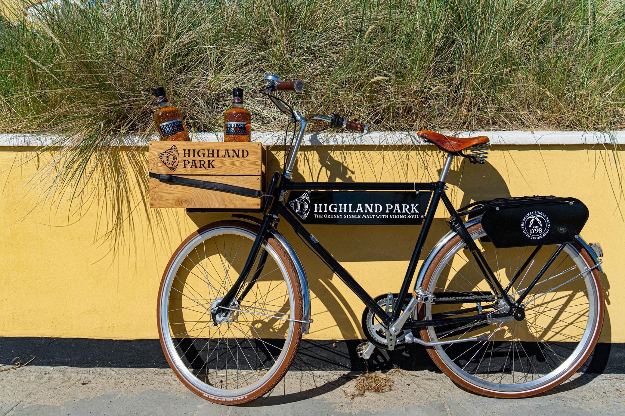 Highland Park Cykel Skagen