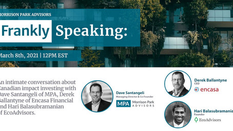 Interested in Canadian Impact Investing?