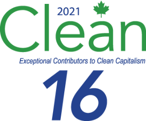 Top Leaders recognized for Advancing Sustainability and Clean Capitalism in Canada