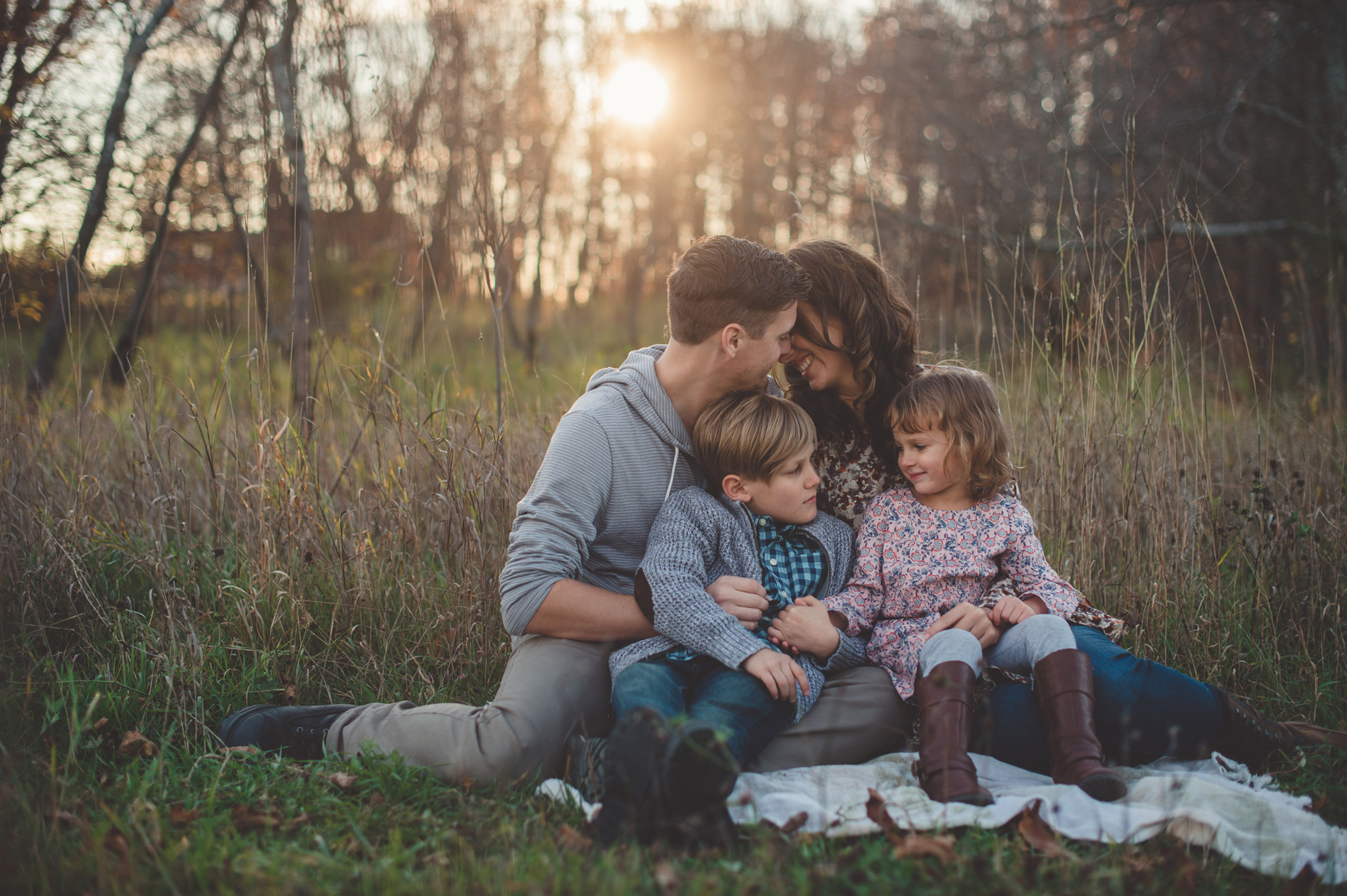 Family Portraiture Sessions
