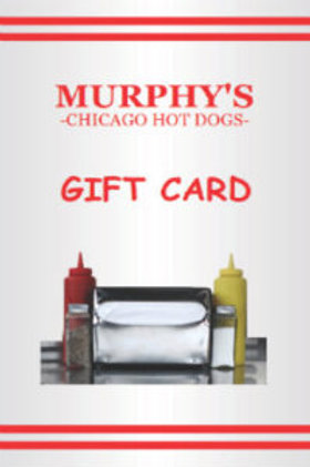 Murphy's Gift Cards