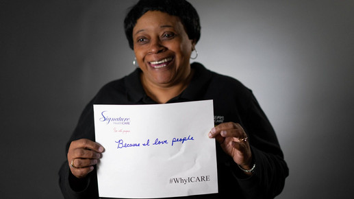 #WhyICARE