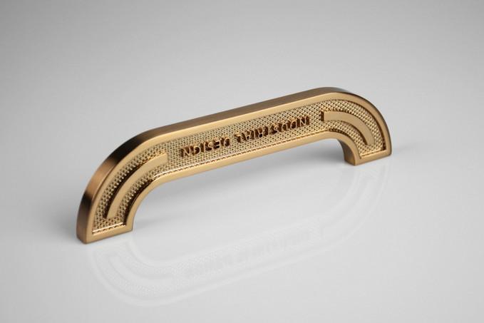 Gold Escovado