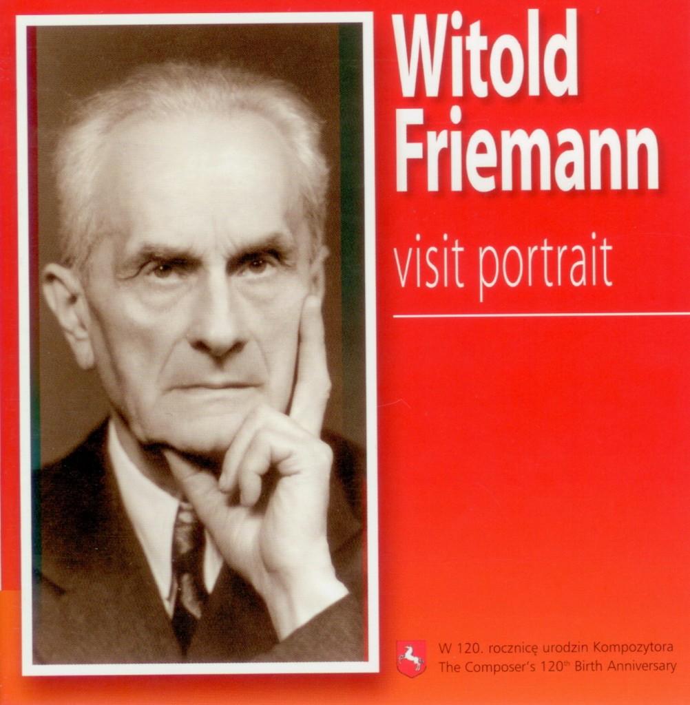 Witold Friemann  Visit portrait